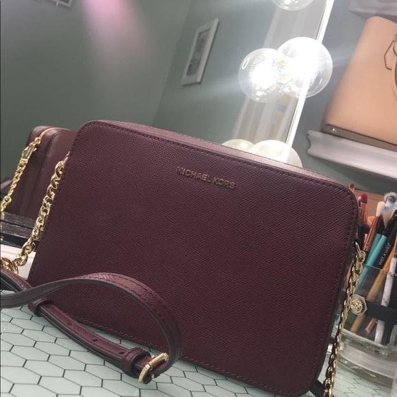 Michael Kors Handbags - Brandy Michael Kors Crossbody bag
